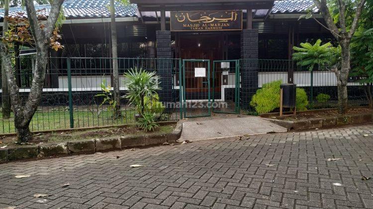 Pondok Cabe, Taman Harmoni, Rumah Cantik, Dekat Akses Tol Pamulang 6