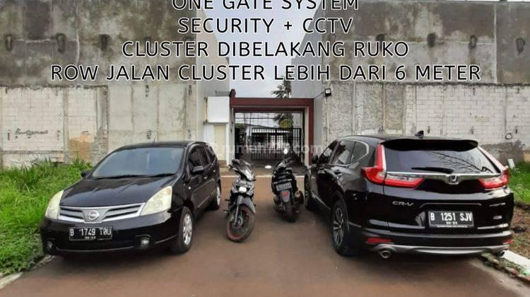 Cluster Rumah Idaman Siap Huni Lokasi Pinggir Jalan di Selatan Jakarta 3