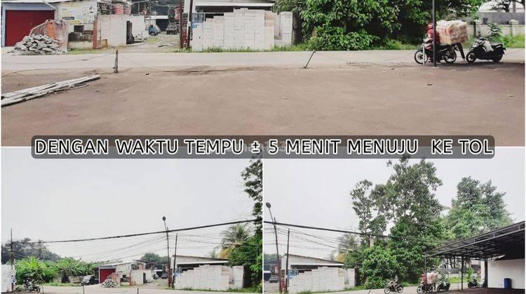 Cluster Rumah Idaman Siap Huni Lokasi Pinggir Jalan di Selatan Jakarta 5