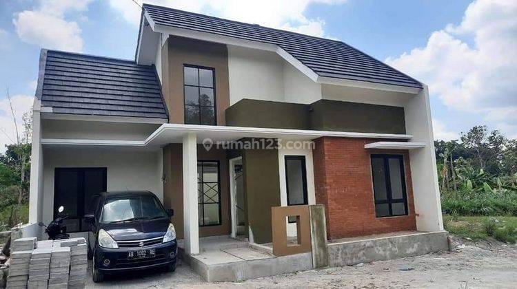 Rumah murah mewah kekinian di Randusari prambanan
