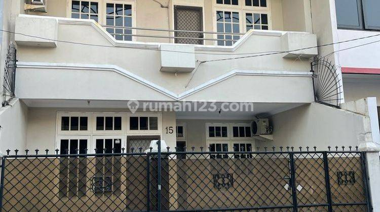 Rumah Tanjung Duren 3 Lantai 77m2 Rmj 180