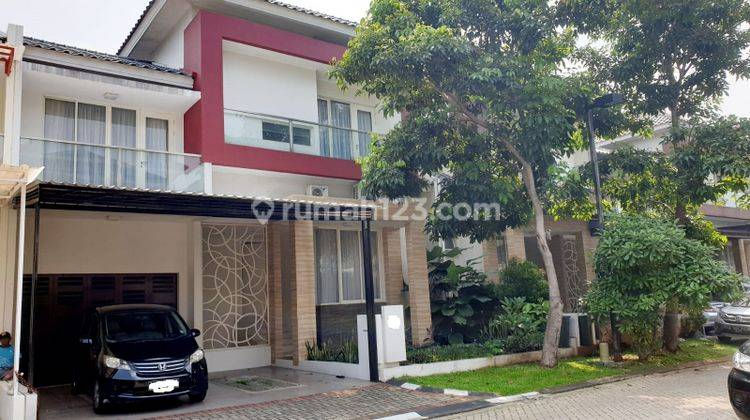 Rumah Siap Huni di Bintaro Kebayoran Essence sektor 7 Bintaro
