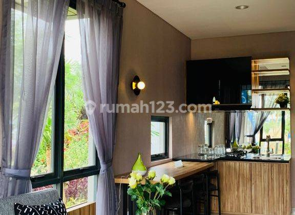 Rumah Murah minimalis Crystal Balcony dekat Golden Stone Serpong 6