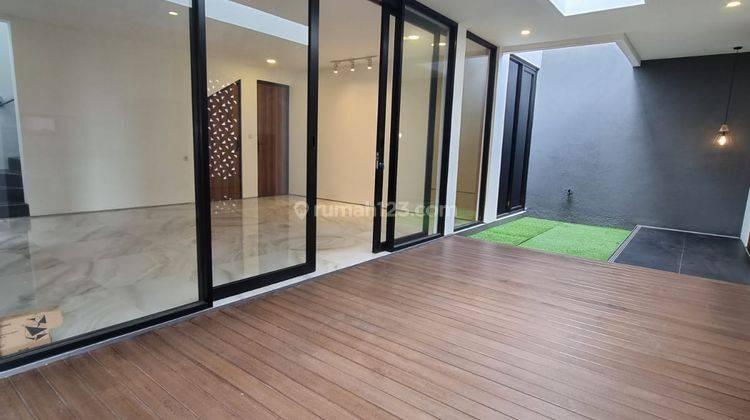 Rumah Baru Unik di Setiabudi, Budi Indah Bandung 1