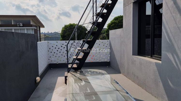 Rumah Baru Unik di Setiabudi, Budi Indah Bandung 15