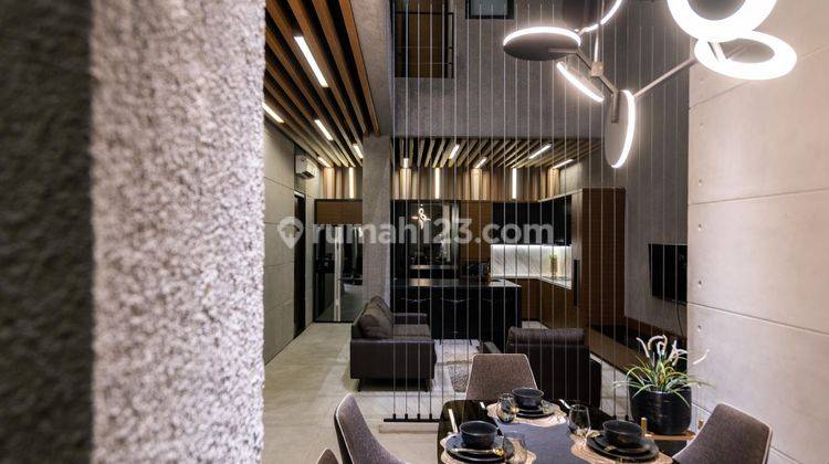 Rumah Duri Kepa Bergaya Architectural  Lokasi Strategis 19