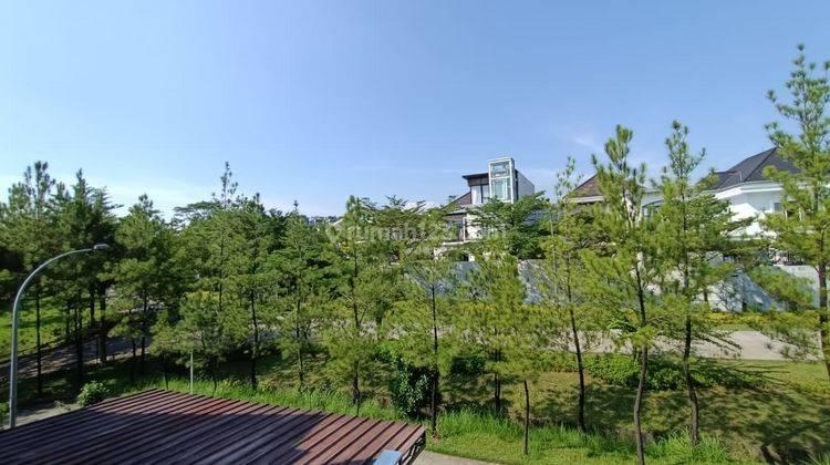 Rumah Modern Classic Green Area di Sentul City 7