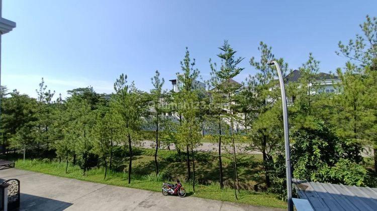 Rumah Modern Classic Green Area di Sentul City 23