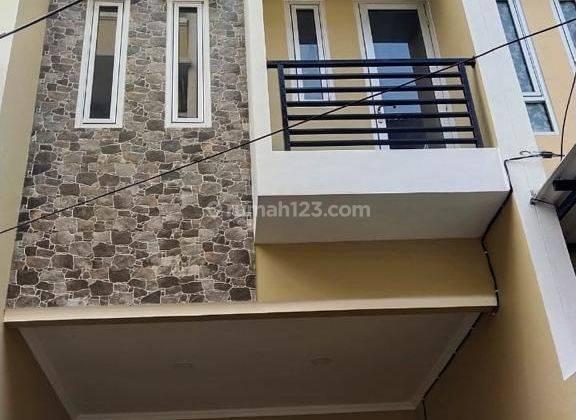 CHANDRA*rumah baru uk 3.6x11m harga murah lokasi bagus tanjung duren