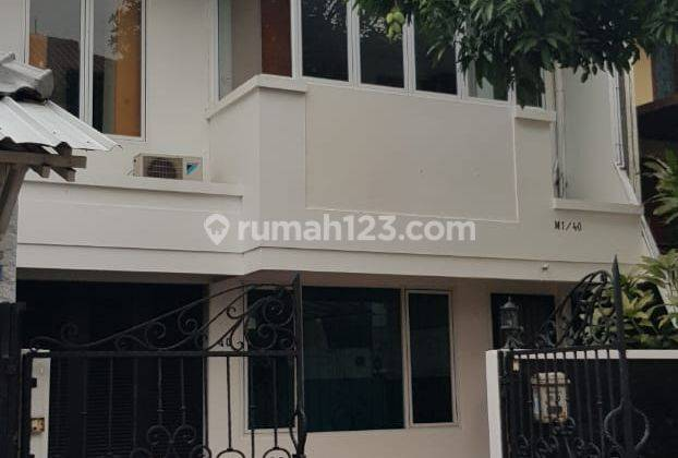 Rumah komplek elite di Taman Permata Buana Jl P. Panjang, samping Puri Indah,Jakarta Barat