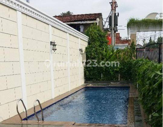 Mewah Baru kolam renang 2M-an Cilandak 1