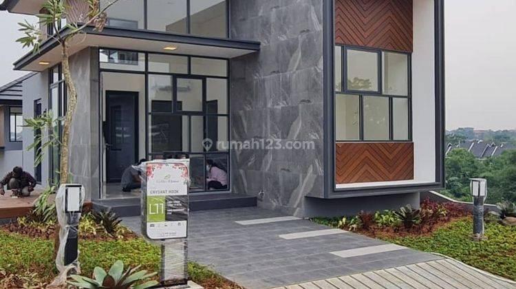 Rumah keren Dekat stasiun Parung panjang 12