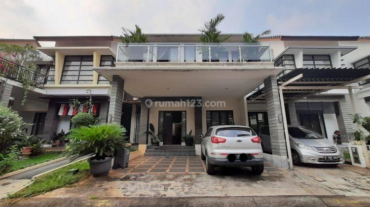 Rumah Cantik Siap Huni di Emerald Bintaro Sektor 9 Bintaro Jaya