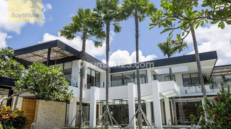 One of a kind Designer Villa in great Location of Canggu