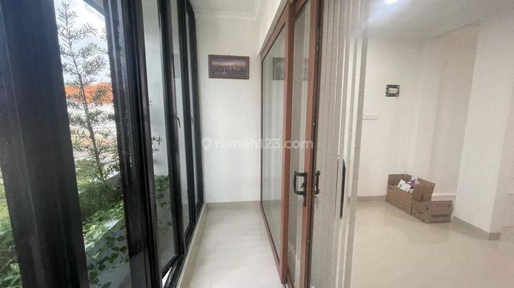CHANDRA*ruko baru 3 lantai bangunan bagus bisa kantor jlan lega tomang 3