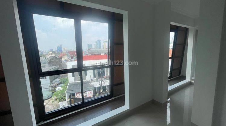 CHANDRA*ruko baru 3 lantai bangunan bagus bisa kantor jlan lega tomang 9
