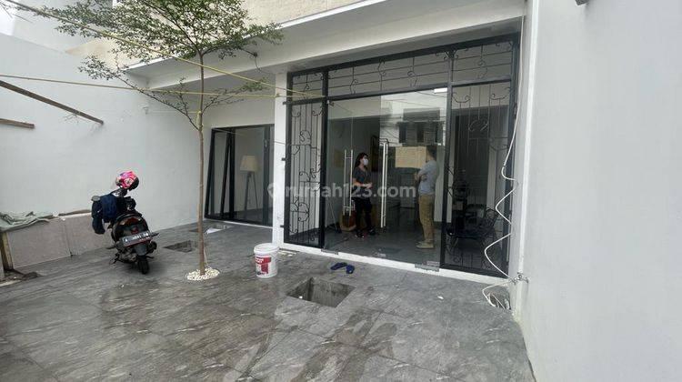 CHANDRA*ruko baru 3 lantai bangunan bagus bisa kantor jlan lega tomang 1