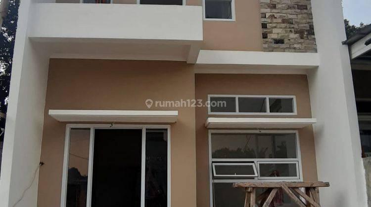 Rumah Siap Huni di Dalam Cluster Dekat LRT Cibubur 1
