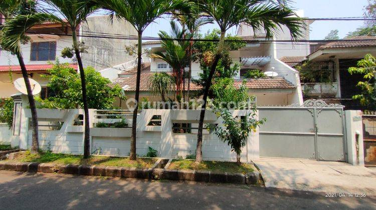 Rumah Ancol 260m2 RMJ189