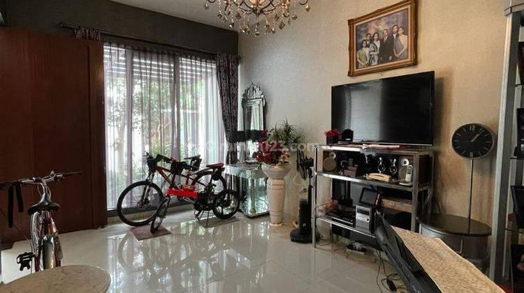 TURUN HARGA!!! Rumah Cantik Harga Menarik Dalam Townhouse Elite Bangka Jakarta Sekatan 3