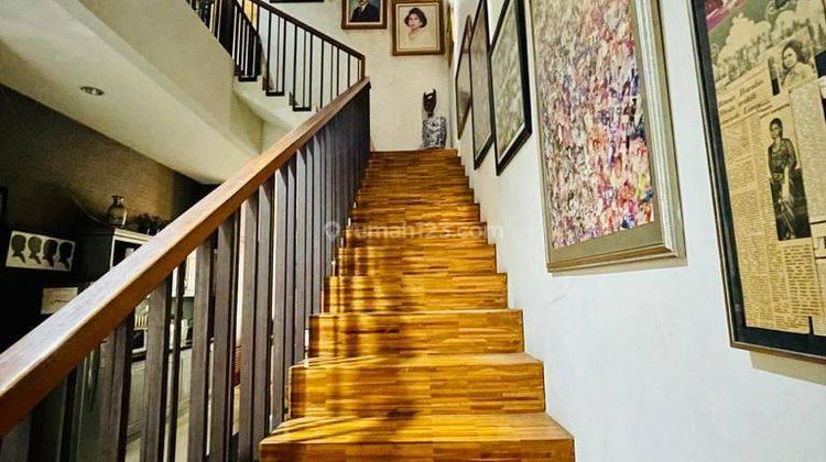 TURUN HARGA!!! Rumah Cantik Harga Menarik Dalam Townhouse Elite Bangka Jakarta Sekatan 6