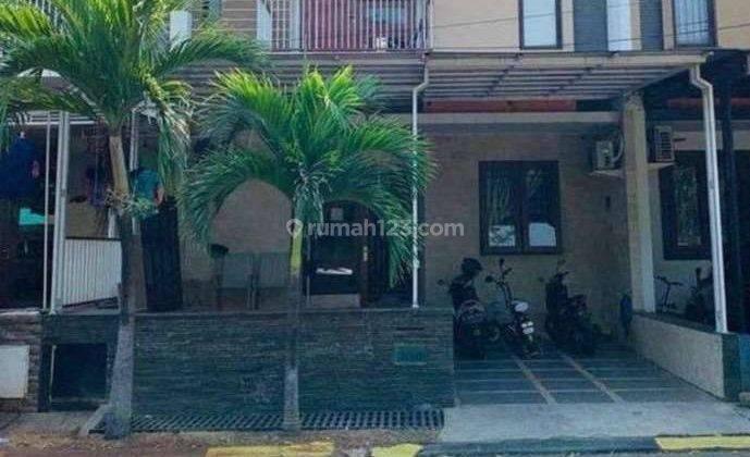 Rumah Siap Huni 2 Lantai Cluster Harmoni Harapan Indah Bekasi - harga covid