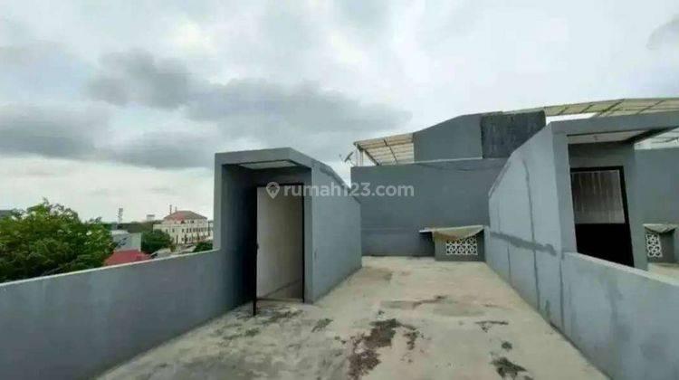 ANA*Rumah baru uk 5x20m plong 3,5 lantai bebas banjir di jelambar. 8