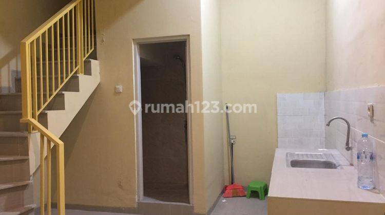 CHANDRA*rumah baru 4 lantai uk 3.5x10m bebas banjir lokasi jelambar 7