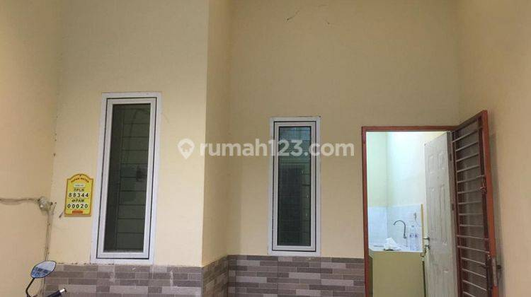 CHANDRA*rumah baru 4 lantai uk 3.5x10m bebas banjir lokasi jelambar 1