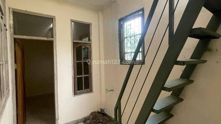 CHANDRA*rumah full renov 2 lantai lokasi bagus di jalan besar jelambar 4
