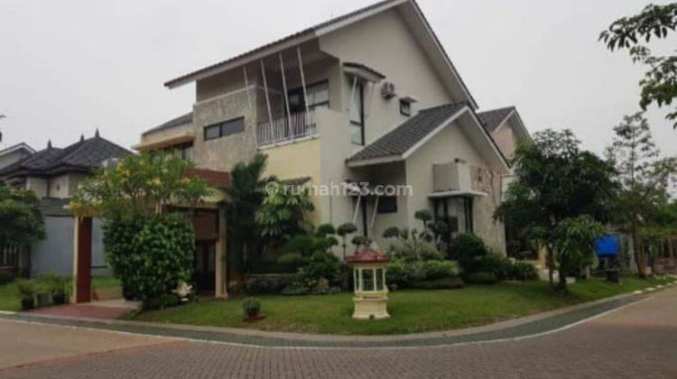 Rumah Kebayoran Villas Bintaro Sektor 7 (nlm)