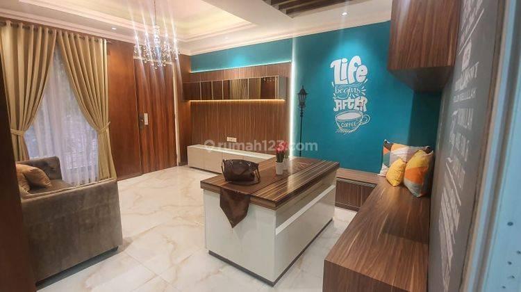 Rumah Cantik Full Furnished di Serpong 15