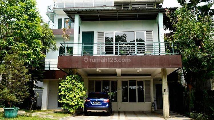 Rumah Type Minimalis Full Furnish di Sentul City 2