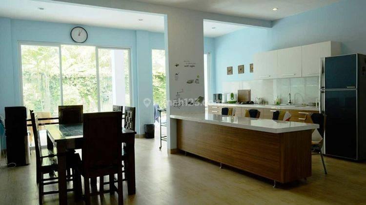 Rumah Type Minimalis Full Furnish di Sentul City 3