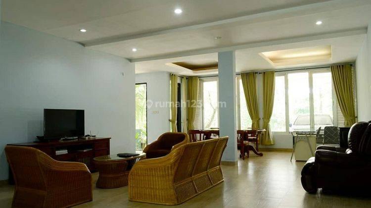 Rumah Type Minimalis Full Furnish di Sentul City 14