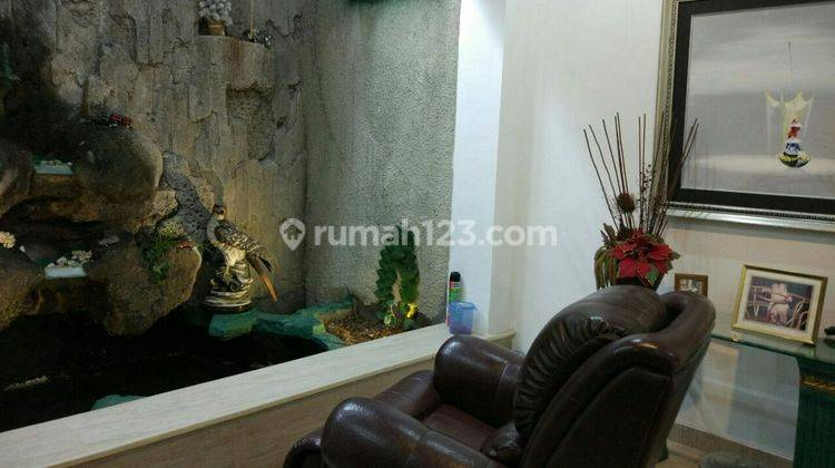 Rumah Type Minimalis Full Furnish di Sentul City 24