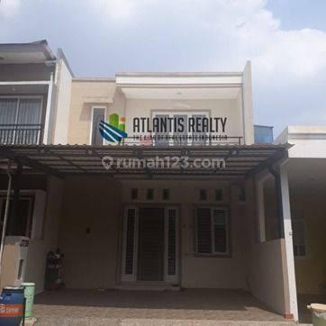 Rumah Cluster Fedora Graha Raya Tangerang Selatan