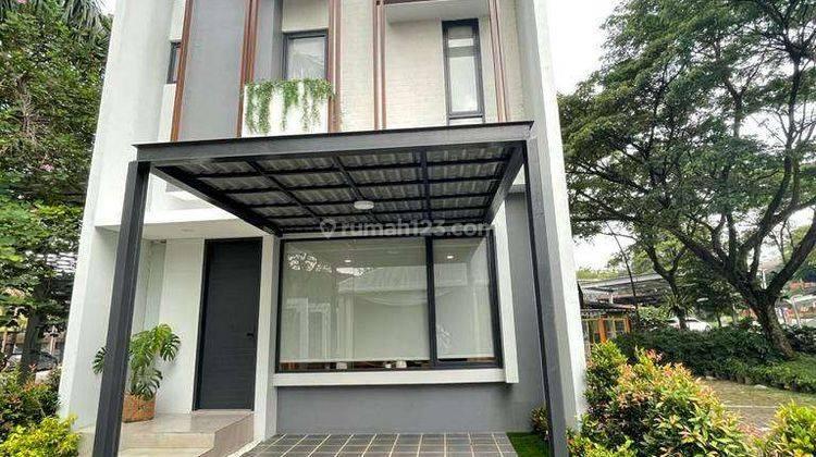 Rumah Minimalis Paling murah di BSD City, Lokasi Strategis di Belakang Teras Kota BSD 1