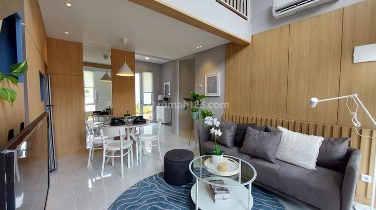 Rumah Baru Cluster Canna, Paramounts Petals, Curug, Tangerang 5