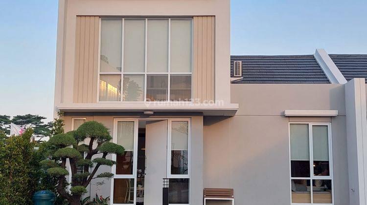 Rumah Baru Cluster Canna, Paramounts Petals, Curug, Tangerang 1