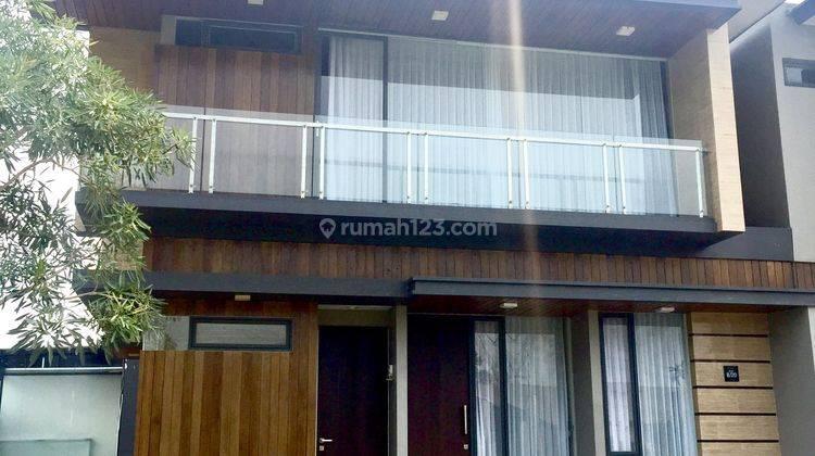 Rumah Sultan luas 120 meter di Karawaci 2