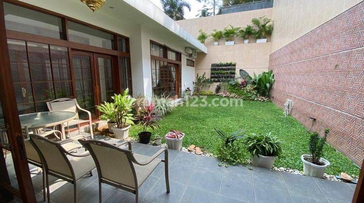 Rumah mewah siap huni Setra Sari hanya 8 M Nego 4