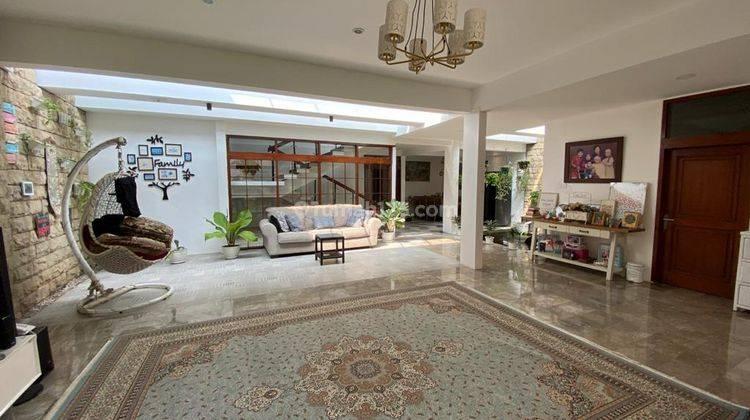 Rumah mewah siap huni Setra Sari hanya 8 M Nego 7