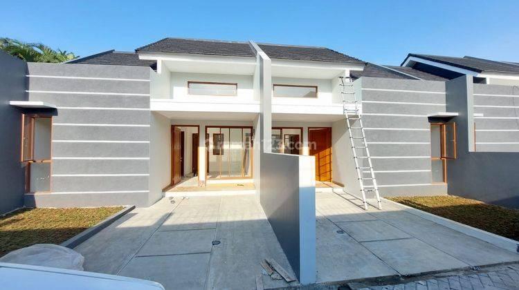 Di jual Rumah Baru 1 lantai di Parung serab