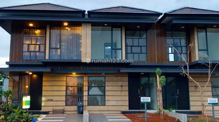 Rumah Milenial Nuansa Resort Dekat Club House 7
