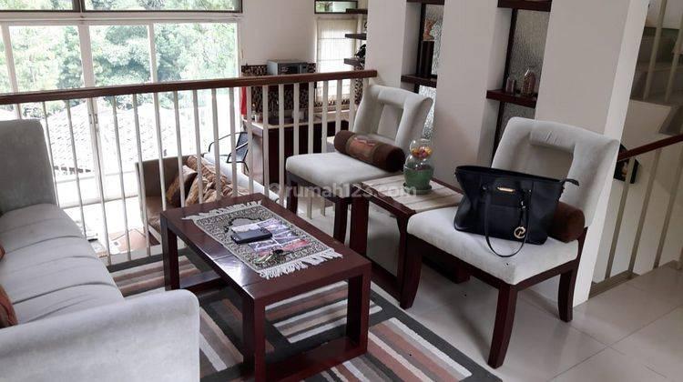 Rumah Minimalis Terawat Adem Resort Dago Bandung 1
