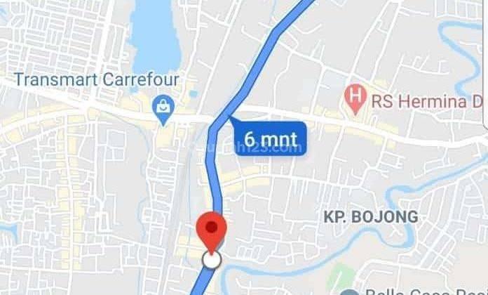 Rumah mewah 2 Lantai Lokasi SUPER STRATEGIS di Pusat Kota Depok hanya 10 menit ke stasiun depok 9