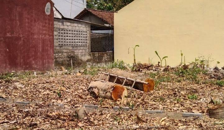 Tanah dijual murah di jalan Kaliurang km 9 1