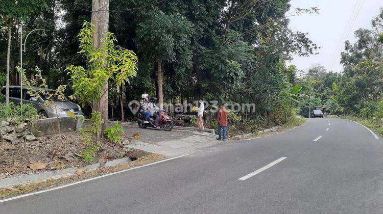 Tanah Kavling Cluster di Ambarketawang Gamping, 50 Meter dari Jalan Utama 5