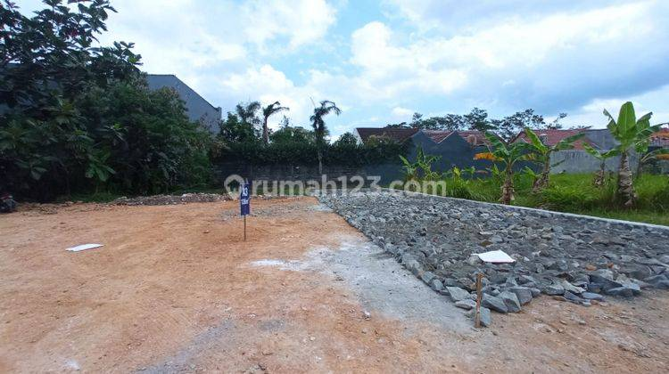 Tanah Tepi jalan Kabupaten 800 meter ke ringroad Sleman - SHM 1
